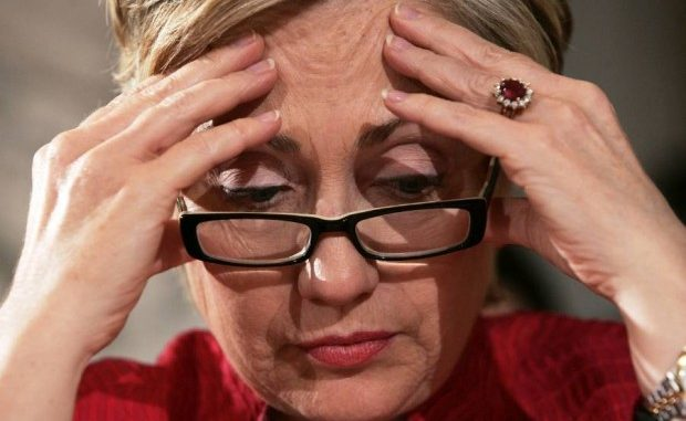 Hillary Clinton gets trolled on her own Twitter page as users criticise her for her hypocrisy