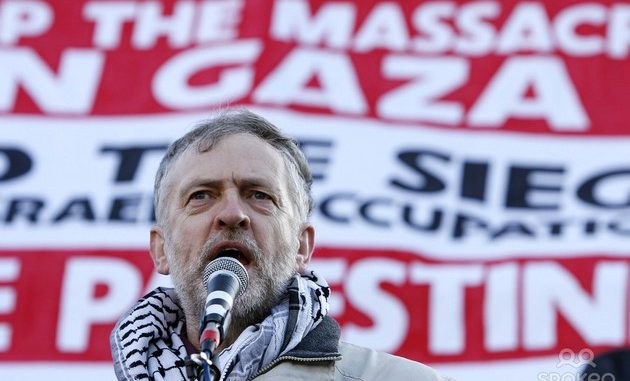 Israel are concerned over the threat of Labour leader Jeremy Corbyn