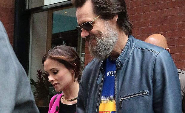 Actor Jim Carrey's ex-girlfriend has committed suicide