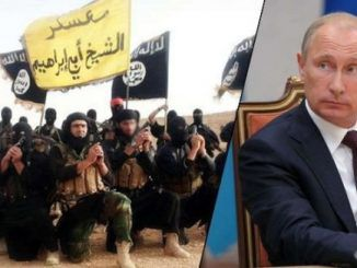 Who created ISIS? Asks Russian President Vladimir Putin