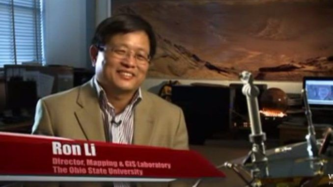 NASA - US Professor Ron Xing