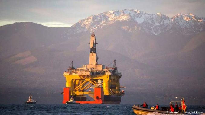 Alaska could be devastated by Shell's plans for Arctic oil drilling