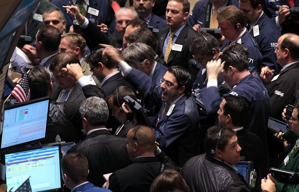 The plunging stock market crisis - worst in 17 years