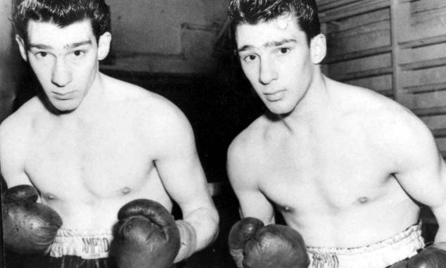 Were the infamous Krays brothers part of a cover-up involving elite paedophile members in Britain?