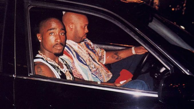Retired cop admits he was ordered to help Tupac Shakur fake his own death