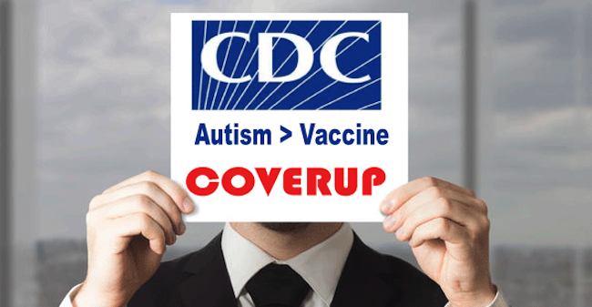 Are the CDC implicit in a vaccine cover-up?