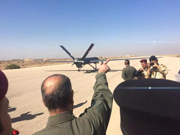 CH-4B Chinese drone