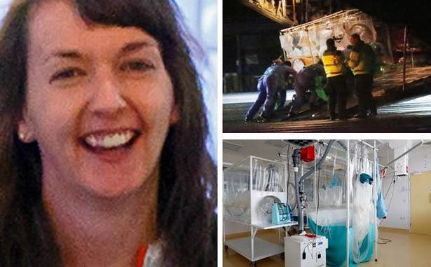Is Ebola mutating? Doctors worried, as 'Ebola nurse' now critically ill in hospital