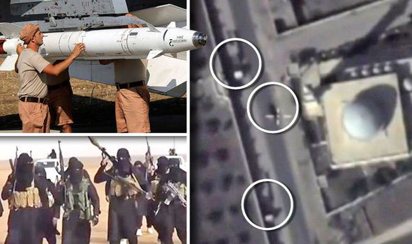 Are ISIS smuggling deadly nerve gas into Europe?