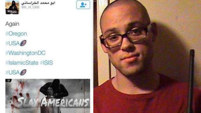 ISIS say that they are responsible for the mass-shooting in Oregon that killed 13 people