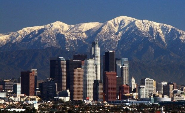 Is Los Angeles going to be hit with a major earthquake in the next 3 years?