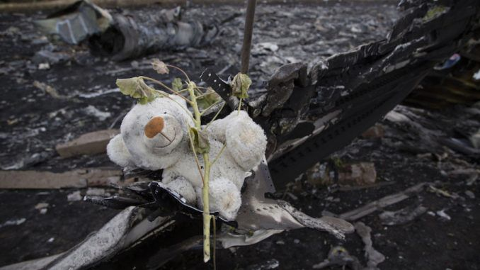 MH17 crash blamed on Russia