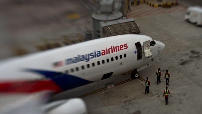 Malaysia have been prevented from properly investigating the MH17 plane crash
