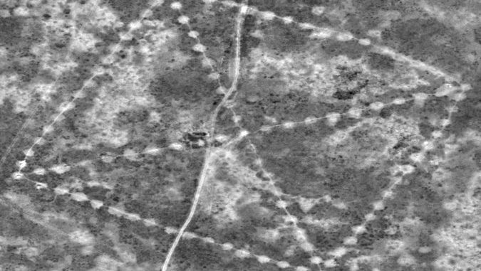 NASA adds evidence to earthworks mystery in Kazakhstan