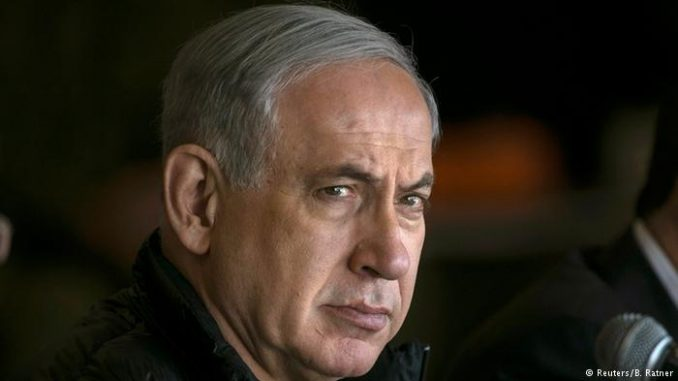 Israeli Prime Minister Benjamin Netanyahu has caused outrage after comparing Palestinians to Hitler and the holocaust