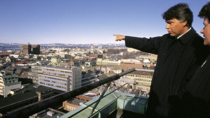 Oslo have announced plans to completely ban cars in their city centre