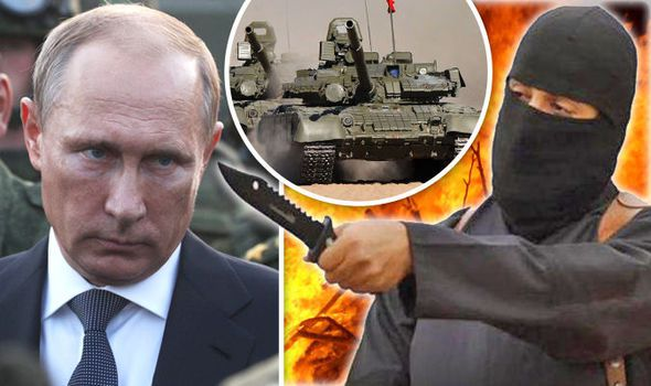 ISIS on the run: Russia destroy 49 ISIS targets in just ONE day