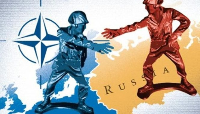 Russia and NATO head for a serious confrontation as military drills heat up