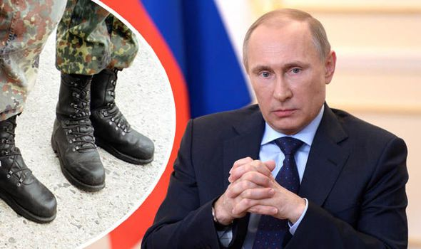Russia have promised to stay until the bitter end in Syria in their fight against terror group ISIS