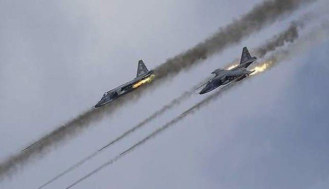 Russia begin airstrikes against ISIS in Syria