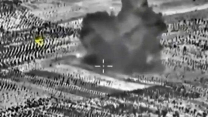 The US has been proven wrong in its claims that Russia have hit hospitals in Syria during airstrikes