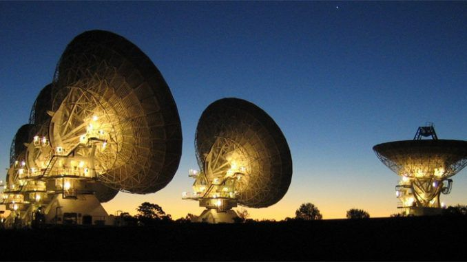 SETI receives alien signal from mysterious distant star