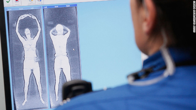 A US Court has ordered the TSA to regulate the use of the controversial body scanners used at airports