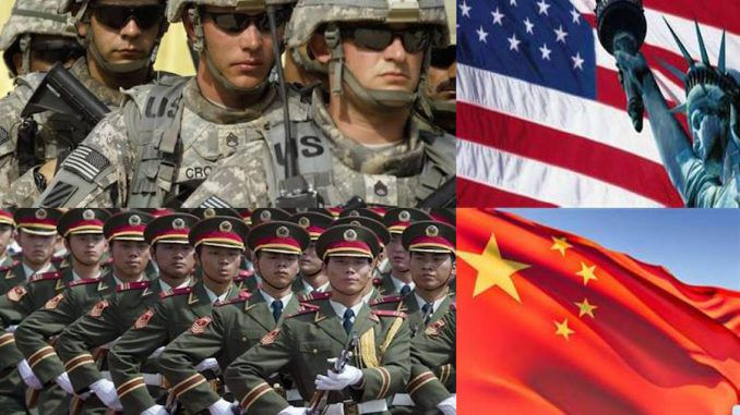China says it is ready to go to war with the United States