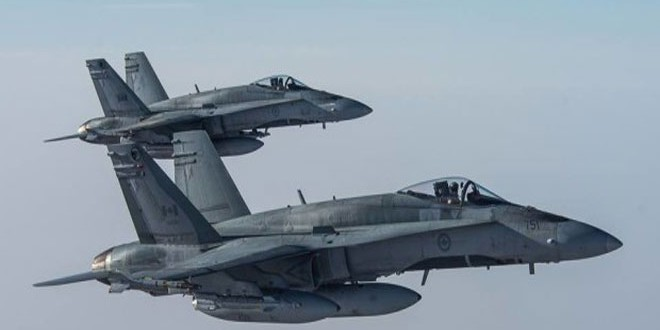 US led coalition