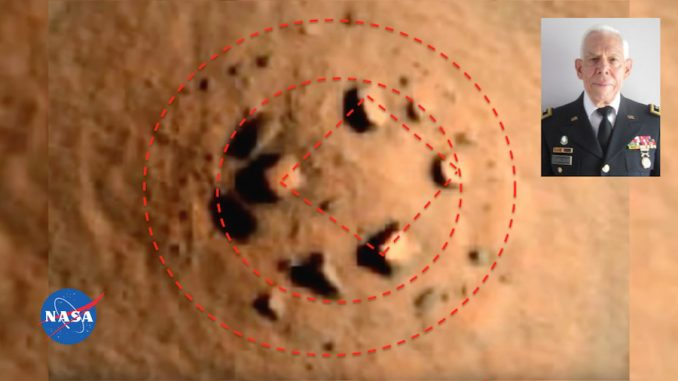 Is there life on Mars? US general says NASA found alien life on the red planet