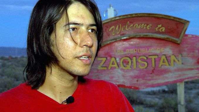 Welcome to Zaqistan, a new sovereign nation in Utah created by Zaq Landsberg