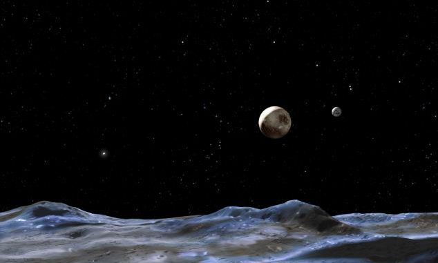 Are NASA about to announce proof of alien life in Pluto announcement on Friday?
