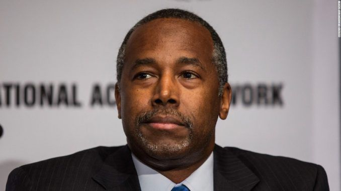 Ben Carson threatens to ramp up the war on drugs if elected