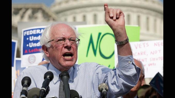 Presidential candidate, Bernie Sanders, has called for an end to the U.S. police state