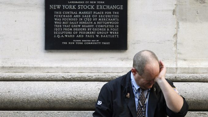 Congress were told about the stock market crash of 2008 before it happened