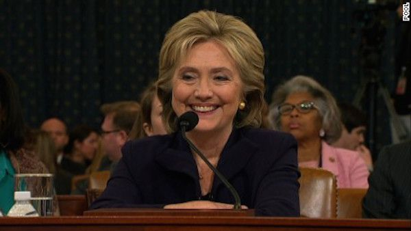 Hillary Clinton caught in lies during Benghazi hearing