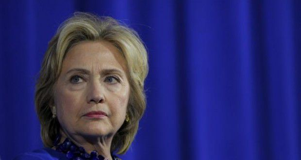 Presidential candidate Hillary Clinton lays out her plans to curb gun violence