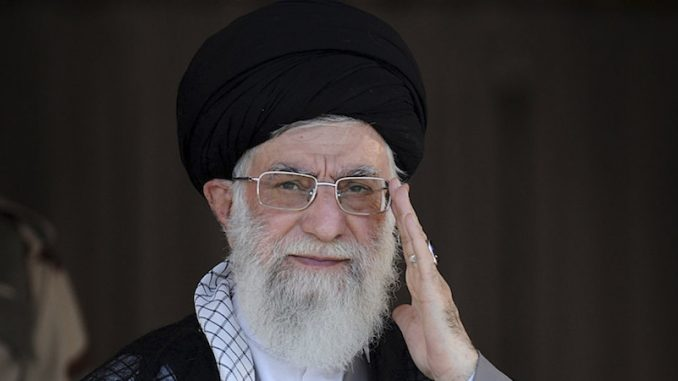 Iran's supreme leader bans further negotiations with the United States