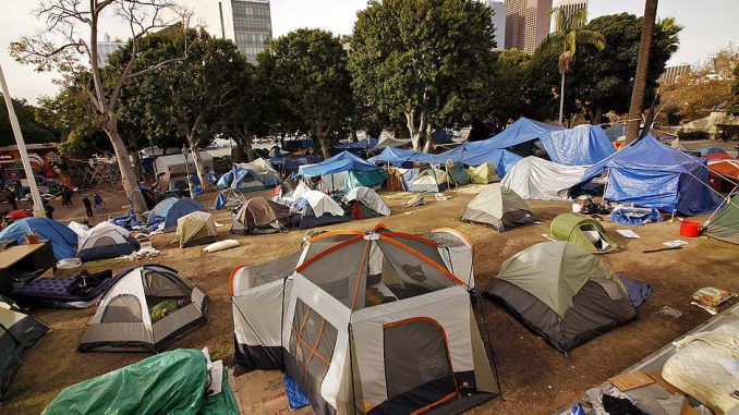 60,000 made homeless in Los Angeles