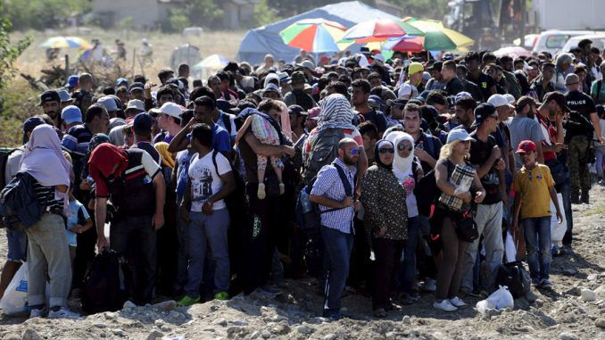 Mass migration is good for the global economy, The World Bank have said
