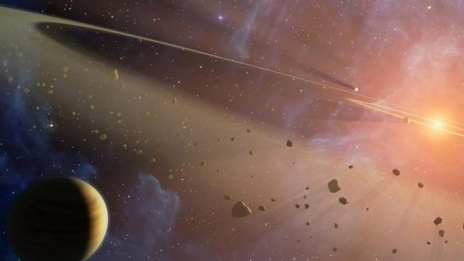 Scientists are excited at the potential discovery of an 'alien megastructure' somewhere near our own Milky Way