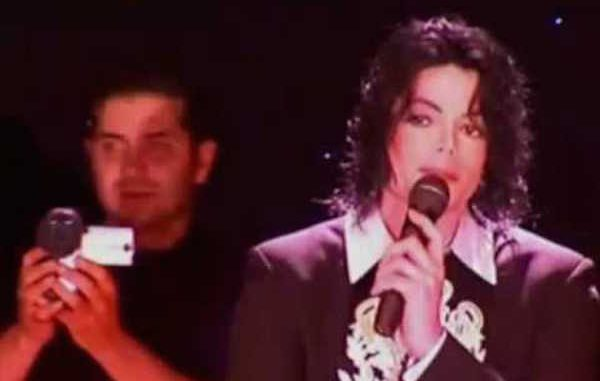 Rare Video: Michael Jackson Exposes Sony Music Before His