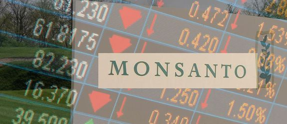As Monsanto's profits drop, the corporation are forced to fire thousands of staff