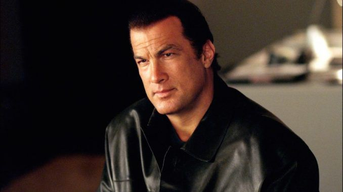 Steven Seagal says that mass-shootings in the U.S. are created by the U.S. government as false flag events