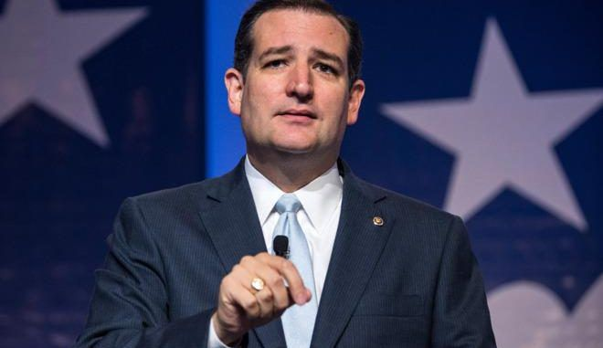 Ted Cruz has warned that independent and alternative websites are likely to be shut down