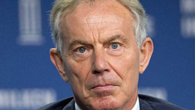 Tony Blair apologises for the Iraq war, and admits that it led to the rise of ISIS