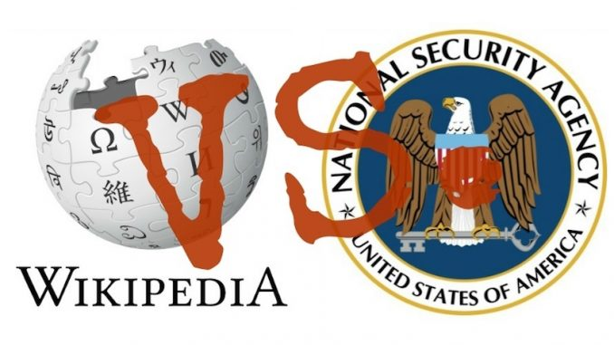 The NSA Vs Wikimedia lawsuit has been thrown out by a judge