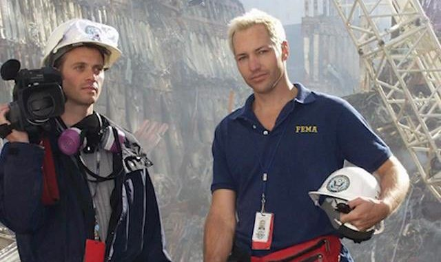 An ex-FEMA videographer is on the run, claiming he has proof that 9/11 was an inside job