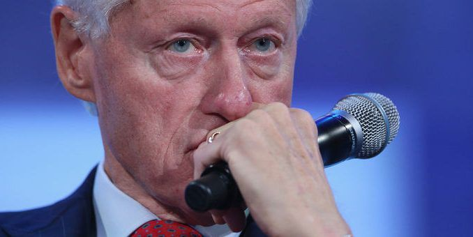 "Bill Clinton Blunder ""A bomb hit the Pentagon"" on 9/11"