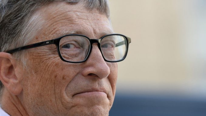 Bill Gates says that socialism is needed in order to save the planet